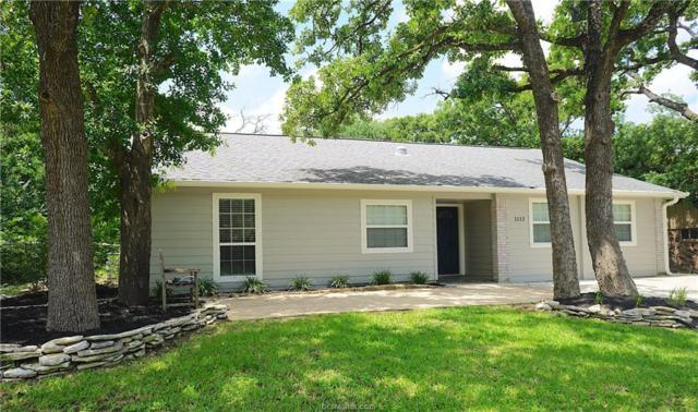 1112 Westover Street, College Station, TX 77840 (MLS #19006904) :: The Shellenberger Team