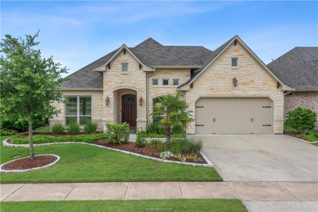 5117 Stonewater Loop, College Station, TX 77845 (MLS #19006914) :: The Lester Group