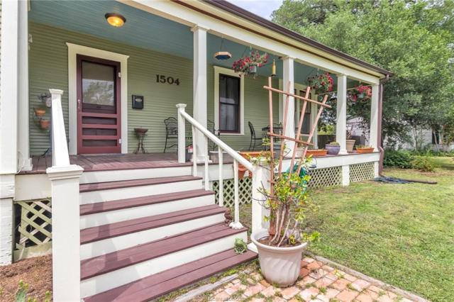 1504 Ursuline Avenue, Bryan, TX 77803 (MLS #19006957) :: Treehouse Real Estate