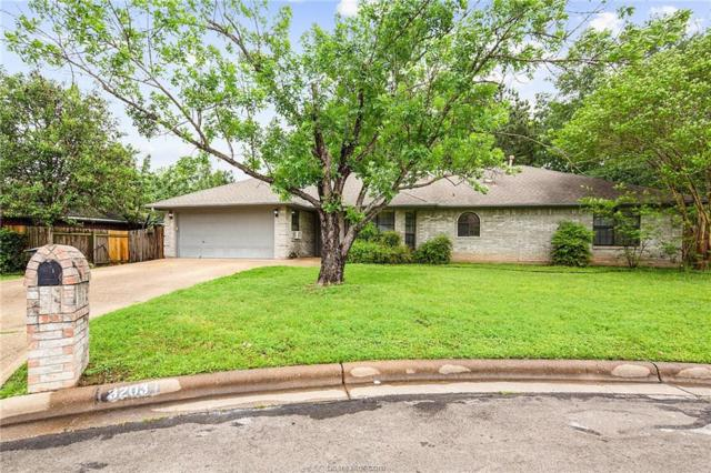 3203 Callie Circle, College Station, TX 77845 (MLS #19006984) :: Treehouse Real Estate