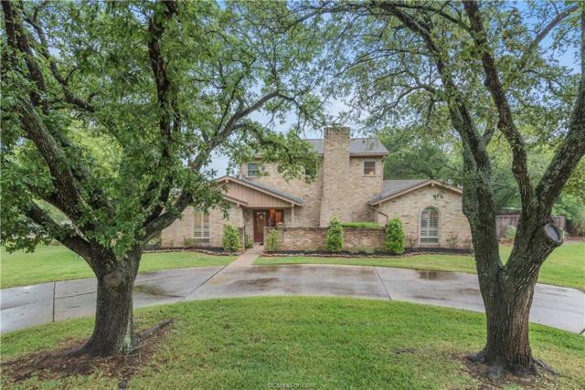 3001 Rustling Oaks Drive, Bryan, TX 77802 (MLS #19006986) :: Chapman Properties Group