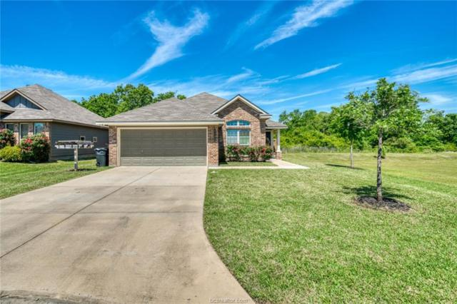 4145 Whispering Creek Drive, College Station, TX 77845 (MLS #19006996) :: The Shellenberger Team