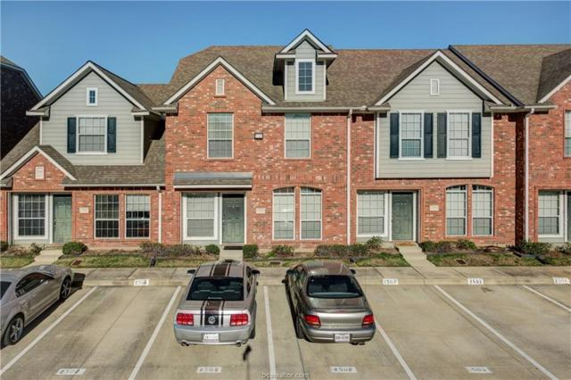 1001 Krenek Tap Road #1407, College Station, TX 77840 (MLS #19007037) :: The Shellenberger Team