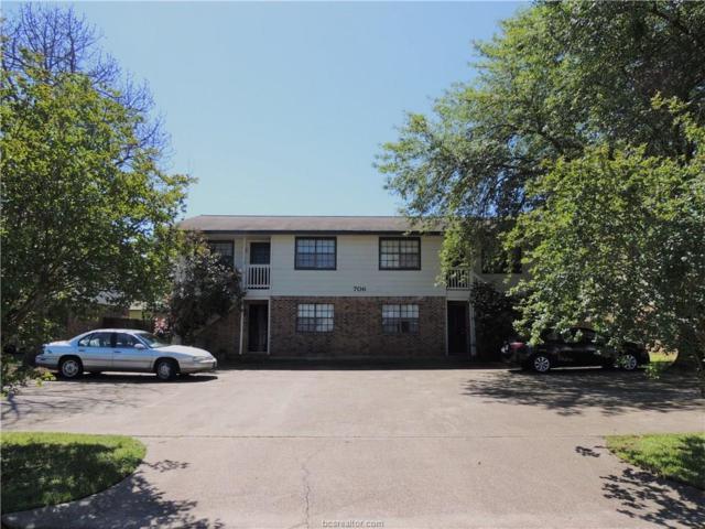 706 Navarro Drive A-D, College Station, TX 77845 (MLS #19007070) :: Chapman Properties Group