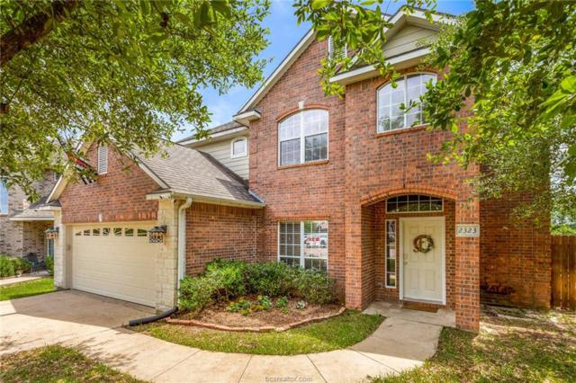 2323 Carisbrooke Loop, College Station, TX 77845 (MLS #19007239) :: Cherry Ruffino Team