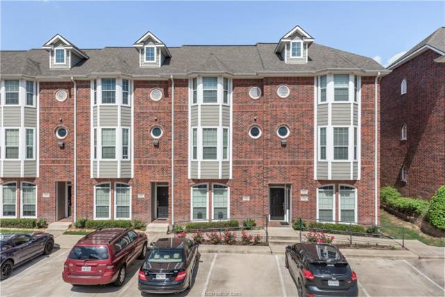 1198 Jones Butler Road #907, College Station, TX 77840 (MLS #19007244) :: NextHome Realty Solutions BCS