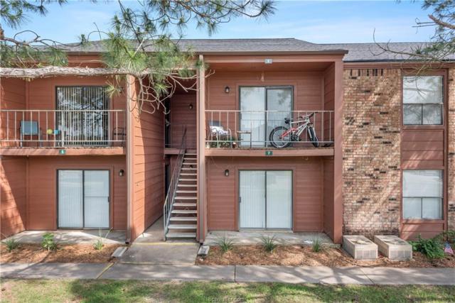 904 University Oaks Drive #8, College Station, TX 77840 (MLS #19007259) :: The Shellenberger Team