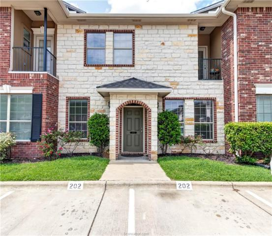 202 Forest Drive, College Station, TX 77840 (MLS #19007267) :: The Lester Group
