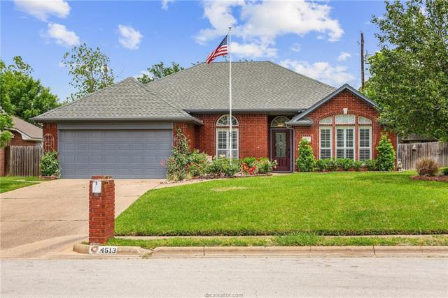 4513 Warwick Lane, Bryan, TX 77802 (MLS #19007307) :: The Shellenberger Team