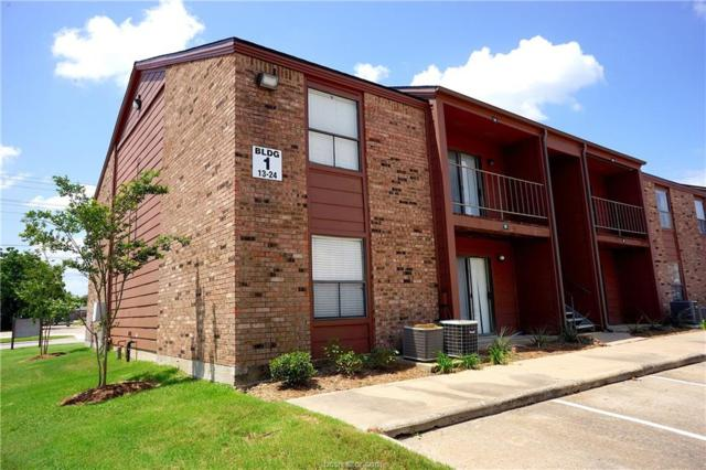 904 University Oaks #15, College Station, TX 77840 (MLS #19007321) :: Chapman Properties Group