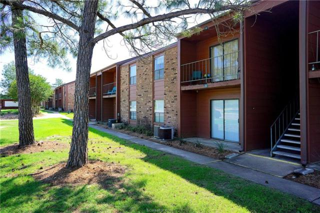 904 University Oaks #5, College Station, TX 77840 (MLS #19007344) :: Cherry Ruffino Team