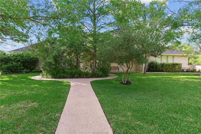 1123 Mission Hills Drive, College Station, TX 77845 (MLS #19007475) :: The Shellenberger Team