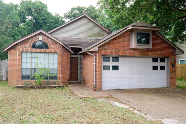 1106 Bayou Woods, College Station, TX 77840 (MLS #19007495) :: BCS Dream Homes