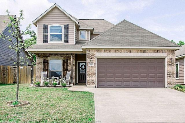 4107 Whispering Creek Drive, College Station, TX 77845 (MLS #19007587) :: The Shellenberger Team