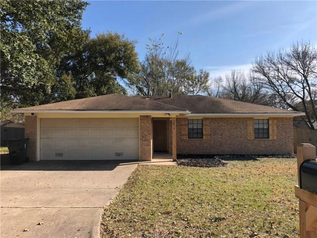 2615 Westwood Main Drive, Bryan, TX 77802 (MLS #19007620) :: The Shellenberger Team