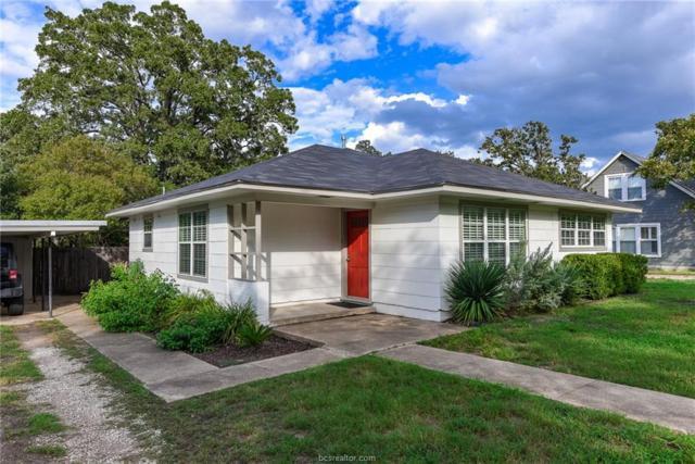 3809 Oakwood Street, Bryan, TX 77801 (MLS #19007637) :: The Lester Group