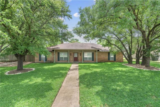 1102 Guadalupe Drive, College Station, TX 77840 (MLS #19007715) :: NextHome Realty Solutions BCS