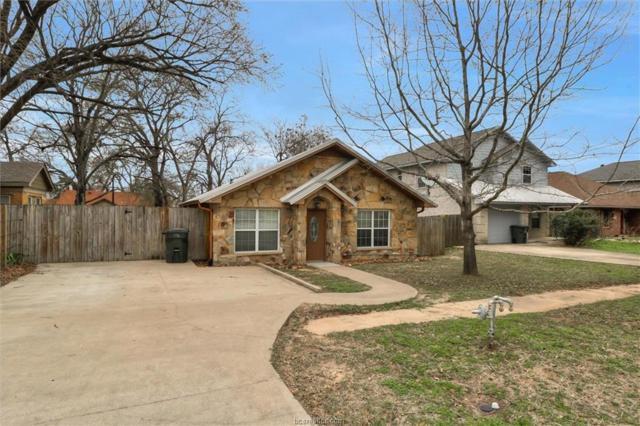 406 W 24th Street, Bryan, TX 77803 (MLS #19007754) :: RE/MAX 20/20