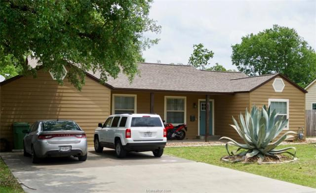 1605 and 1609 South College Avenue, Bryan, TX 77801 (MLS #19007881) :: Treehouse Real Estate