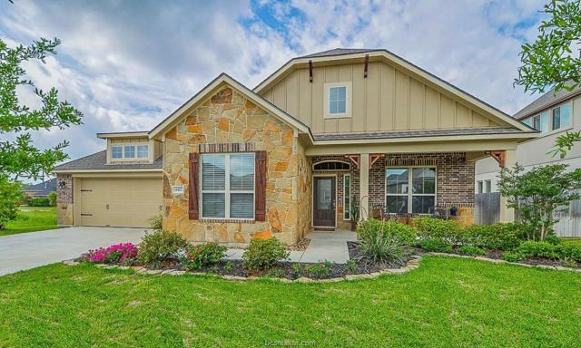 4412 Hadleigh Lane, College Station, TX 77845 (MLS #19007885) :: The Lester Group