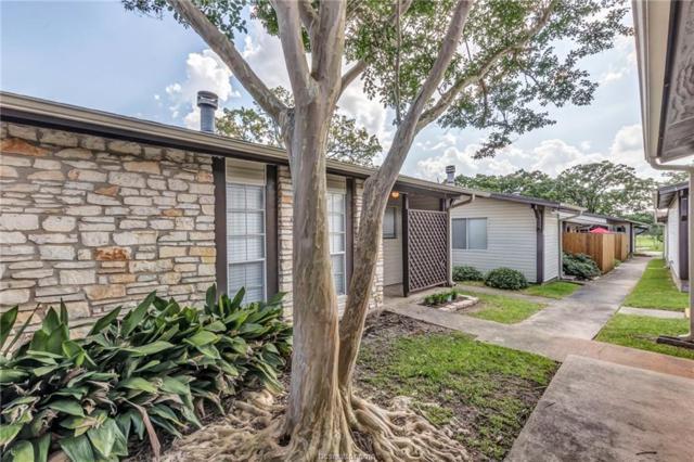 2100 Windsor Drive #23, Bryan, TX 77802 (MLS #19007942) :: Treehouse Real Estate