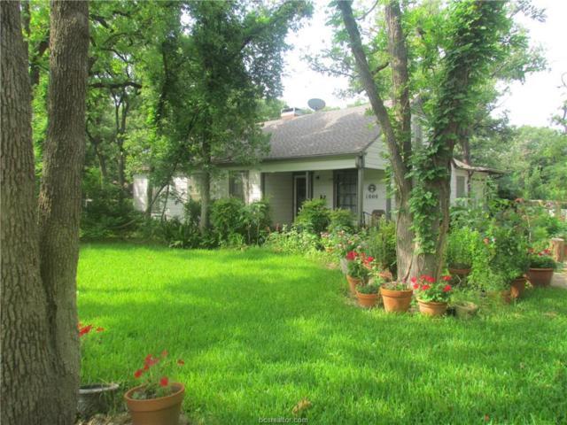 1000 Munson Avenue, College Station, TX 77840 (MLS #19007961) :: Chapman Properties Group