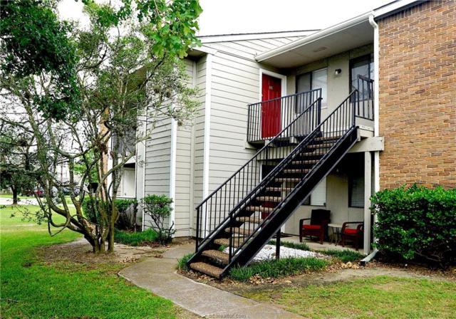 1901 Holleman #106, College Station, TX 77840 (MLS #19007974) :: Chapman Properties Group