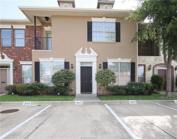 260 Forest Drive, College Station, TX 77840 (MLS #19007997) :: The Lester Group