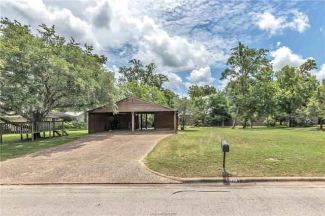 1903 Bee Creek Drive, College Station, TX 77840 (MLS #19008090) :: The Lester Group