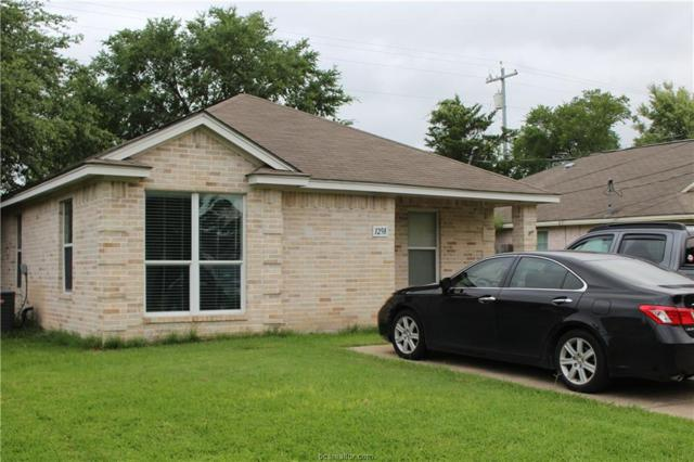 129 Richards Street A, College Station, TX 77840 (MLS #19008103) :: Chapman Properties Group