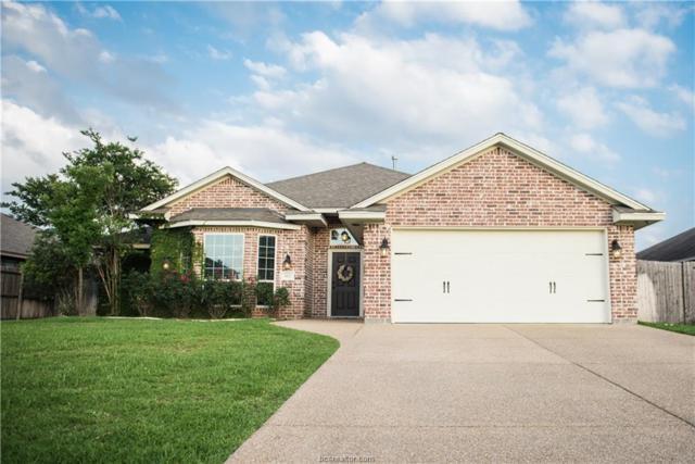 1102 Beckley Court, College Station, TX 77845 (MLS #19008105) :: Chapman Properties Group