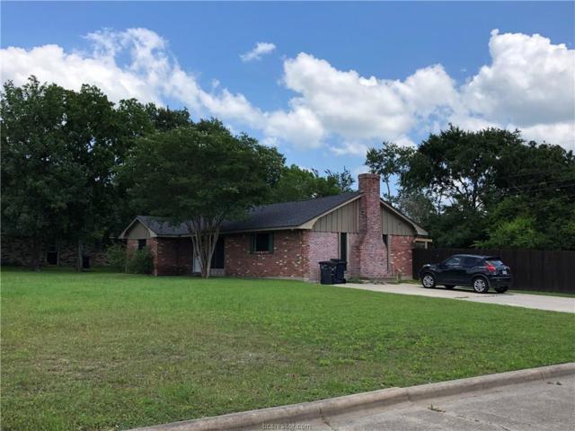 1100 Dominik Drive, College Station, TX 77840 (MLS #19008132) :: Chapman Properties Group