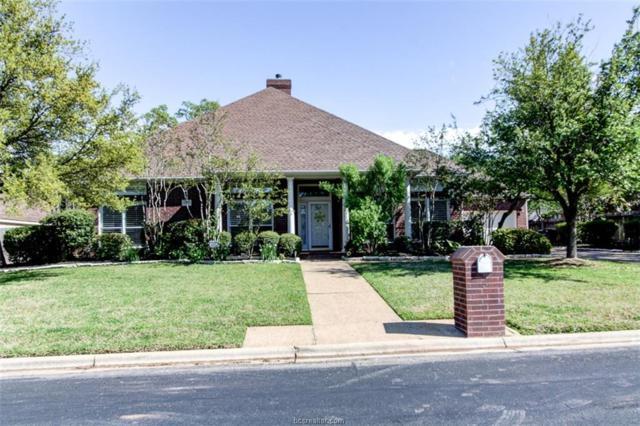 8307 Shadow Oaks, College Station, TX 77845 (MLS #19008290) :: The Shellenberger Team