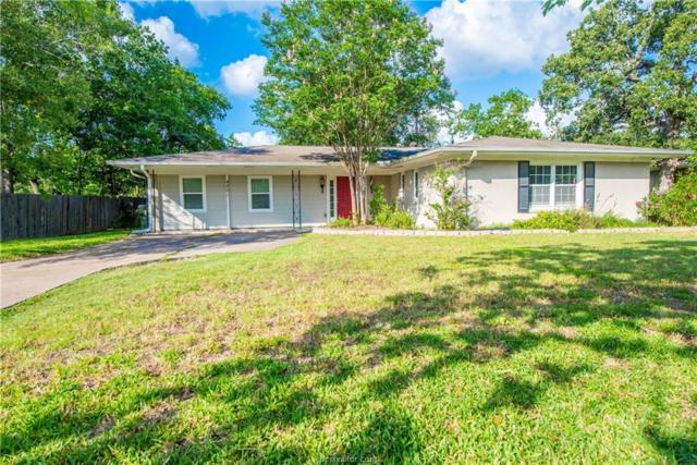 4201 Maywood Drive, Bryan, TX 77801 (MLS #19008295) :: NextHome Realty Solutions BCS