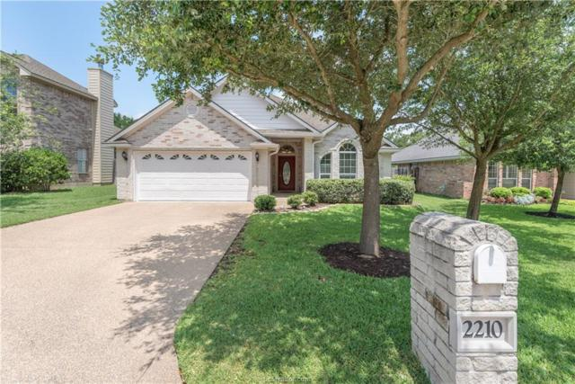 2210 Brougham Place, College Station, TX 77845 (MLS #19008297) :: The Shellenberger Team