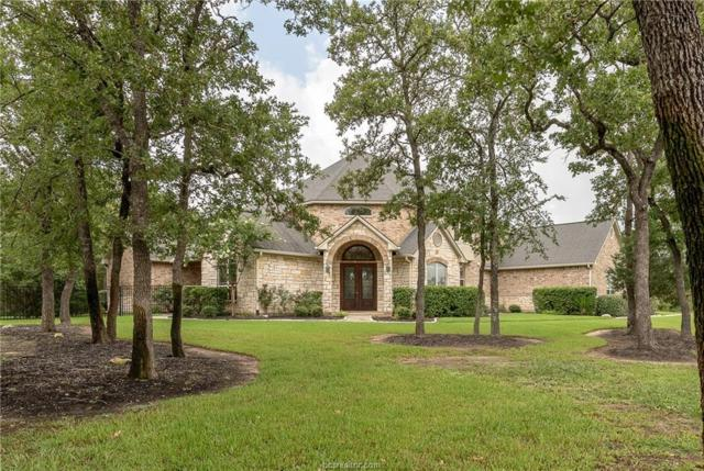 4406 Regal Oaks Drive, College Station, TX 77845 (MLS #19008311) :: Treehouse Real Estate