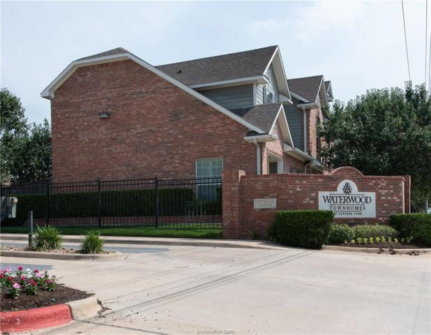 1001 Krenek Tap Road #103, College Station, TX 77840 (MLS #19009444) :: The Lester Group