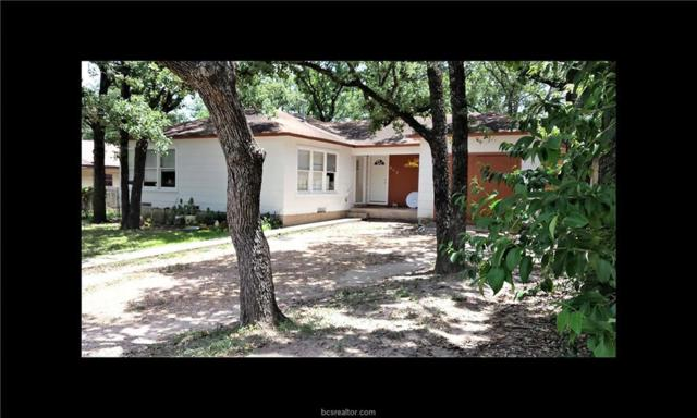213 Fairway Drive, Bryan, TX 77801 (MLS #19009474) :: BCS Dream Homes