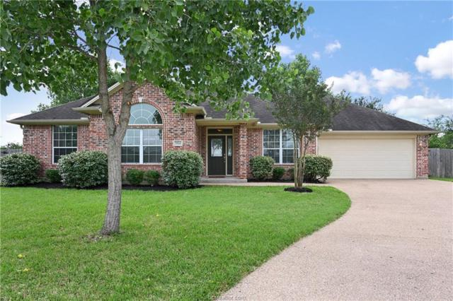 3814 Ransberg Court, College Station, TX 77845 (MLS #19009541) :: Treehouse Real Estate
