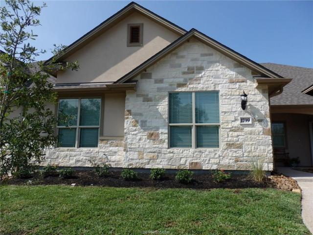 1739 Summit Crossing Lane, College Station, TX 77845 (MLS #19009548) :: Treehouse Real Estate