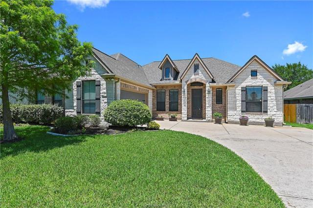 2431 Newark Circle, College Station, TX 77845 (MLS #19009559) :: The Shellenberger Team