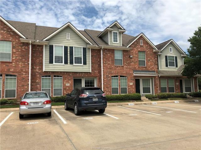 1001 Krenek Tap Road #2505, College Station, TX 77840 (MLS #19009619) :: The Lester Group