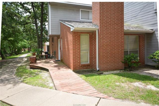 1501 Stallings Drive #40, College Station, TX 77840 (MLS #19009631) :: Treehouse Real Estate