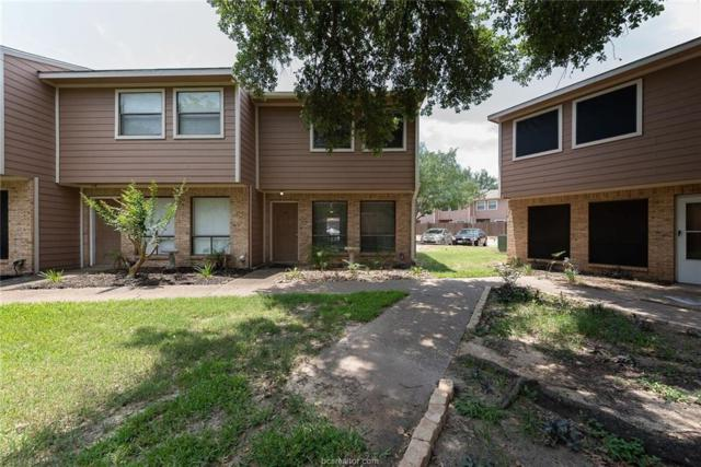 2807 Wildflower Drive #23, Bryan, TX 77802 (MLS #19009677) :: The Lester Group
