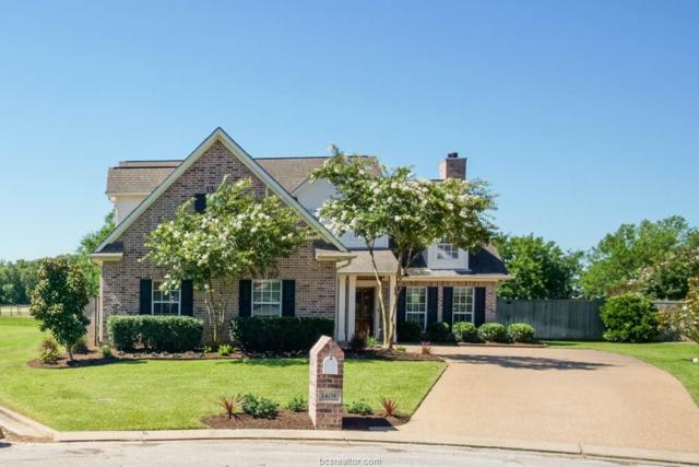 1408 Stonebridge Court, College Station, TX 77845 (MLS #19009709) :: The Shellenberger Team