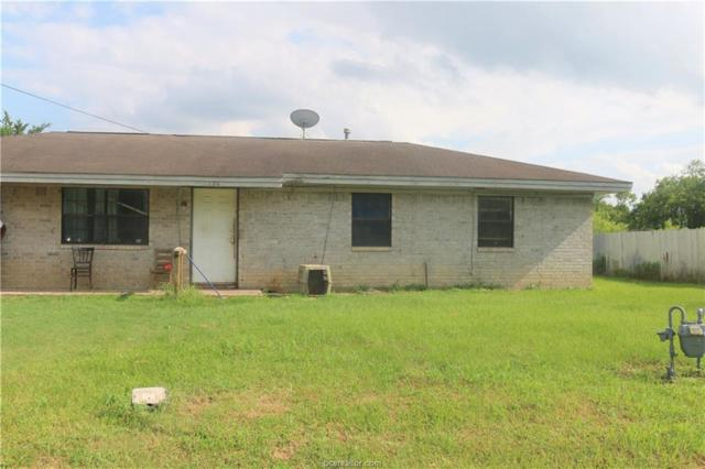186 S Main, Normangee, TX 77871 (MLS #19009743) :: Treehouse Real Estate