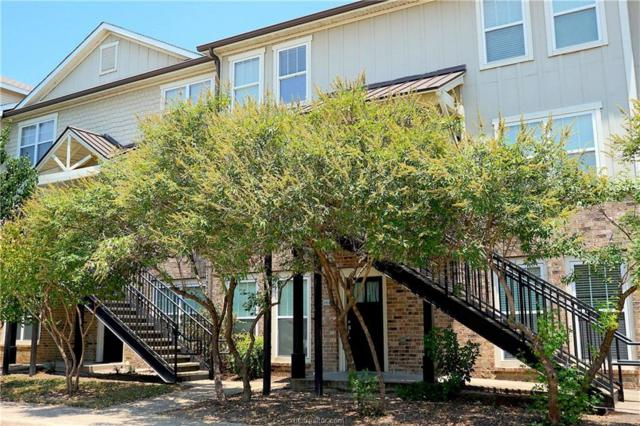 1725 Harvey Mitchell #1614, College Station, TX 77840 (MLS #19009778) :: Treehouse Real Estate