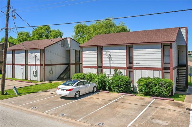 4303 Boyett Street A-D, Bryan, TX 77801 (MLS #19009852) :: The Shellenberger Team