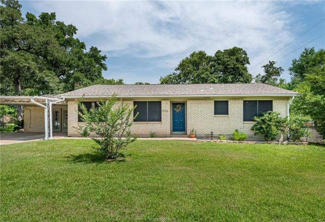 906 Mitchell Street, Bryan, TX 77802 (MLS #19009867) :: The Shellenberger Team