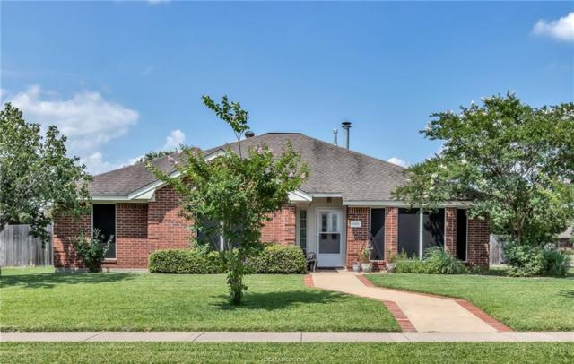 1100 Chesapeake Lane, College Station, TX 77845 (MLS #19009869) :: The Shellenberger Team